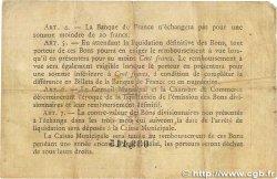 1 Franc FRANCE régionalisme et divers Rouen 1920 JP.110.03 B