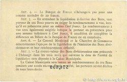 1 Franc FRANCE régionalisme et divers Rouen 1920 JP.110.03 TTB