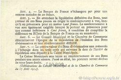 50 Centimes FRANCE régionalisme et divers ROUEN 1917 JP.110.28 TTB