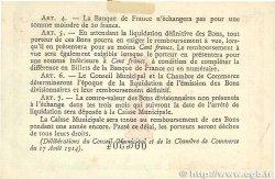 1 Franc FRANCE régionalisme et divers ROUEN 1917 JP.110.30 TTB