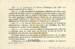 2 Francs FRANCE régionalisme et divers ROUEN 1917 JP.110.32 TTB+