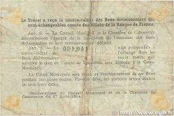 50 Centimes FRANCE régionalisme et divers Rouen 1920 JP.110.53 B