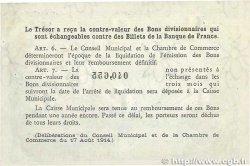 50 Centimes FRANCE régionalisme et divers ROUEN 1920 JP.110.61 TTB+
