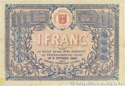 1 Franc FRANCE régionalisme et divers SAINT-DIÉ 1915 JP.112.03 TTB