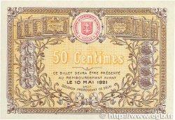 50 Centimes FRANCE régionalisme et divers SAINT-DIÉ 1916 JP.112.06 SPL