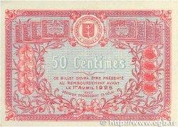 50 Centimes FRANCE régionalisme et divers Saint-Die 1920 JP.112.16 SUP+