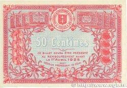 50 Centimes FRANCE régionalisme et divers SAINT-DIÉ 1920 JP.112.17 TTB+