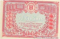 50 Centimes FRANCE régionalisme et divers Saint-Die 1920 JP.112.17 SPL