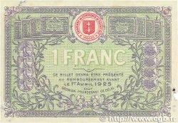 1 Franc FRANCE régionalisme et divers SAINT-DIÉ 1920 JP.112.19 TB