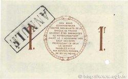 1 Franc FRANCE régionalisme et divers SAINT-DIZIER 1915 JP.113.10var. TTB+