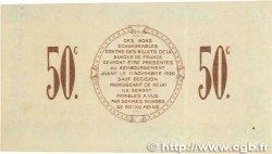 50 Centimes FRANCE régionalisme et divers SAINT-DIZIER 1916 JP.113.11 TTB