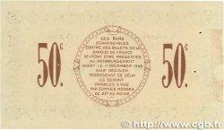 50 Centimes FRANCE régionalisme et divers SAINT-DIZIER 1916 JP.113.11 TTB+