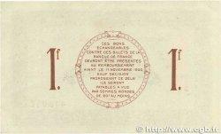 1 Franc FRANCE régionalisme et divers SAINT-DIZIER 1916 JP.113.12 TTB+