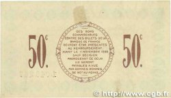 50 Centimes FRANCE régionalisme et divers Saint-Dizier 1916 JP.113.13 TTB