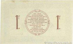 1 Franc FRANCE régionalisme et divers SAINT-DIZIER 1916 JP.113.14 pr.TTB