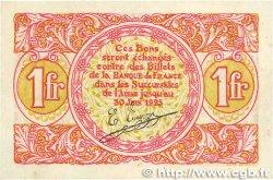 1 Franc FRANCE régionalisme et divers SAINT-QUENTIN 1918 JP.116.03 B