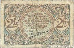 2 Francs FRANCE régionalisme et divers SAINT-QUENTIN 1918 JP.116.08 B