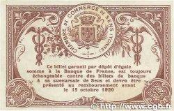 1 Franc FRANCE régionalisme et divers Sens 1915 JP.118.01 SUP