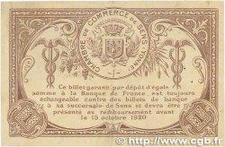 1 Franc FRANCE régionalisme et divers SENS 1916 JP.118.04