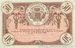50 Centimes FRANCE régionalisme et divers SENS 1920 JP.118.10 SUP