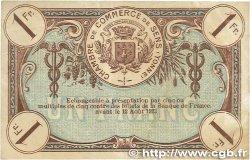 1 Franc FRANCE régionalisme et divers SENS 1920 JP.118.12 TB