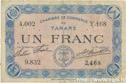 1 Franc FRANCE régionalisme et divers Tarare 1915 JP.119.01 TB