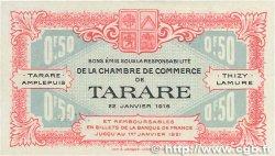 50 Centimes FRANCE régionalisme et divers TARARE 1916 JP.119.14 SUP+