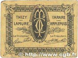 5 Centimes FRANCE régionalisme et divers TARARE 1920 JP.119.35 B+