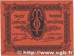 10 Centimes FRANCE régionalisme et divers TARARE 1920 JP.119.36 pr.NEUF