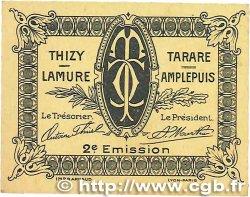 5 Centimes FRANCE régionalisme et divers TARARE 1920 JP.119.38 TTB