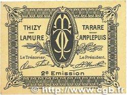 5 Centimes FRANCE régionalisme et divers Tarare 1920 JP.119.38 SUP