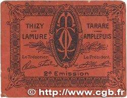 10 Centimes FRANCE régionalisme et divers Tarare 1920 JP.119.39 B+