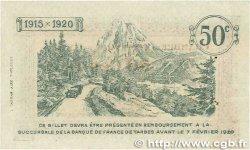 50 Centimes FRANCE régionalisme et divers Tarbes 1915 JP.120.01 TTB+