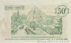 50 Centimes FRANCE régionalisme et divers Tarbes 1915 JP.120.03 SUP