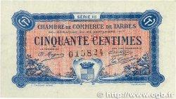 50 Centimes FRANCE régionalisme et divers Tarbes 1917 JP.120.12 SUP
