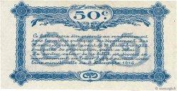 50 Centimes FRANCE régionalisme et divers TARBES 1917 JP.120.12 SPL