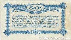 50 Centimes FRANCE régionalisme et divers TARBES 1917 JP.120.13 TTB+