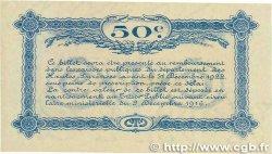 50 Centimes FRANCE régionalisme et divers Tarbes 1917 JP.120.13 pr.NEUF