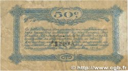 50 Centimes FRANCE régionalisme et divers TARBES 1917 JP.120.16 B+