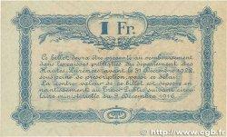 1 Franc FRANCE régionalisme et divers TARBES 1917 JP.120.18 SUP