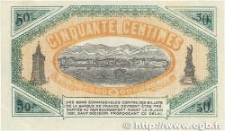 50 Centimes FRANCE régionalisme et divers Toulon 1916 JP.121.01 SUP