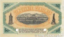 50 Centimes FRANCE régionalisme et divers Toulon 1916 JP.121.02 SUP