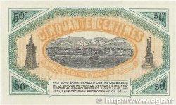 50 Centimes FRANCE régionalisme et divers  1916 JP.121.03var. SUP