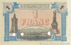 1 Franc FRANCE régionalisme et divers TOULON 1916 JP.121.05 TTB+