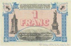 1 Franc FRANCE régionalisme et divers TOULON 1917 JP.121.12 SUP+