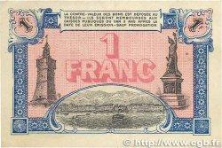 1 Franc FRANCE régionalisme et divers TOULON 1920 JP.121.31 TTB