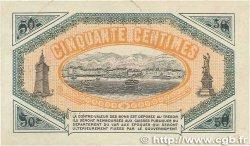 50 Centimes FRANCE régionalisme et divers TOULON 1922 JP.121.35 SUP