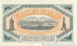 50 Centimes FRANCE régionalisme et divers Toulon 1922 JP.121.35 SUP+