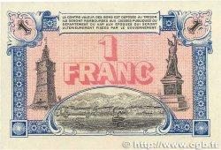 1 Franc FRANCE régionalisme et divers TOULON 1922 JP.121.36 SUP+