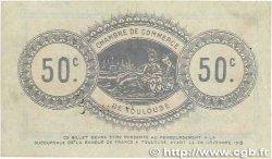 50 Centimes FRANCE régionalisme et divers Toulouse 1914 JP.122.01 TTB